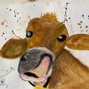 Kuh Bauernkistl