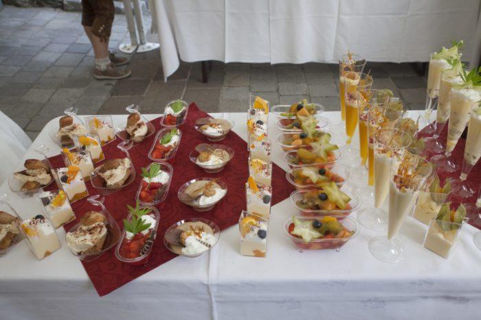 Hochzeits Buffet